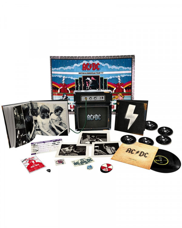 AC/DC - Backtracks Marshall Amplifier Box Set