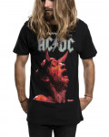 AC/DC - Stiff Upper Lip Live Black Men's T-Shirt