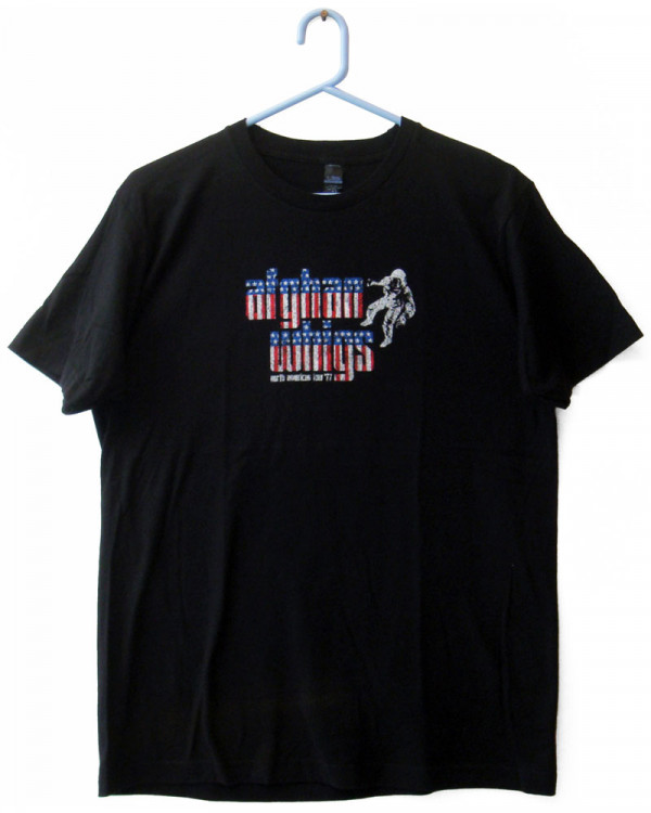 Afghan Whigs - Stars And Stripes Tour Men's T-Shirt