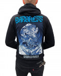 Baroness - Broken Halo Black Men's Pullover Hoodie