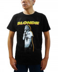 Blondie - Dr X Black Men's T-Shirt