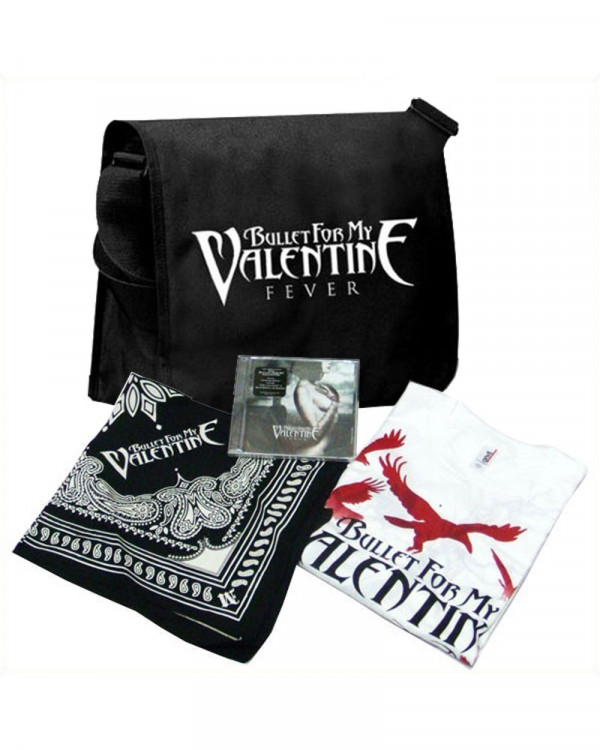 Bullet For My Valentine - Fever Fan Box