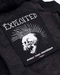 Exploited - Beat The Bastards Back Patch
