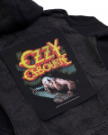 Ozzy Osbourne - Bark At The Moon Back Patch