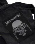Megadeth - Vic Rattlehead Back Patch