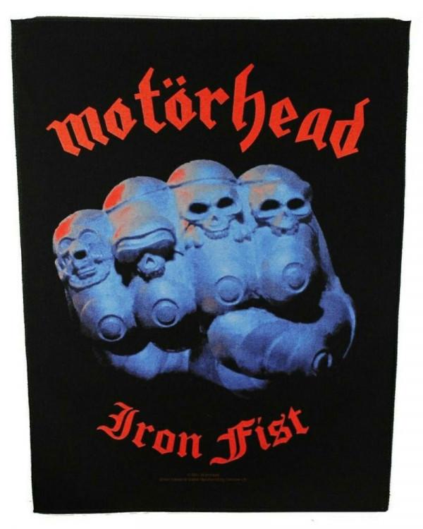Motorhead - Iron Fist 2 Back Patch