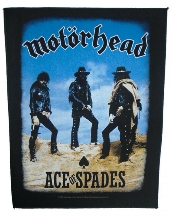 Motorhead - Ace Of Spades 2 Back Patch