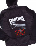Pantera - Vulgar Display Of Power Back Patch