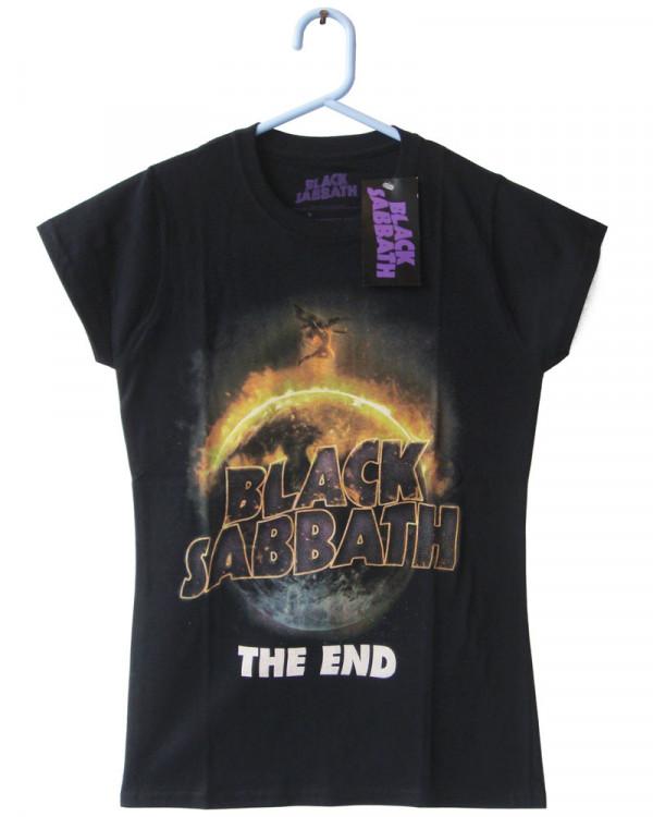Black Sabbath - The End Women's T-Shirt