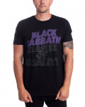 Black Sabbath - Master Of Reality Album Men's T-Shirt