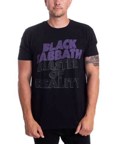 Black Sabbath - Master Of Reality Album Men's T-Shirt