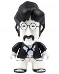 Beatles - Black & White John Titans Vinyl Toys