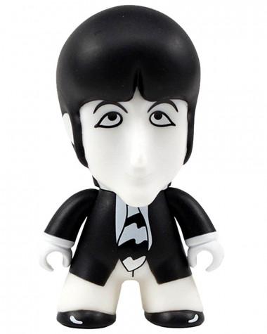 Beatles - Black & White Paul Titans Vinyl Toys