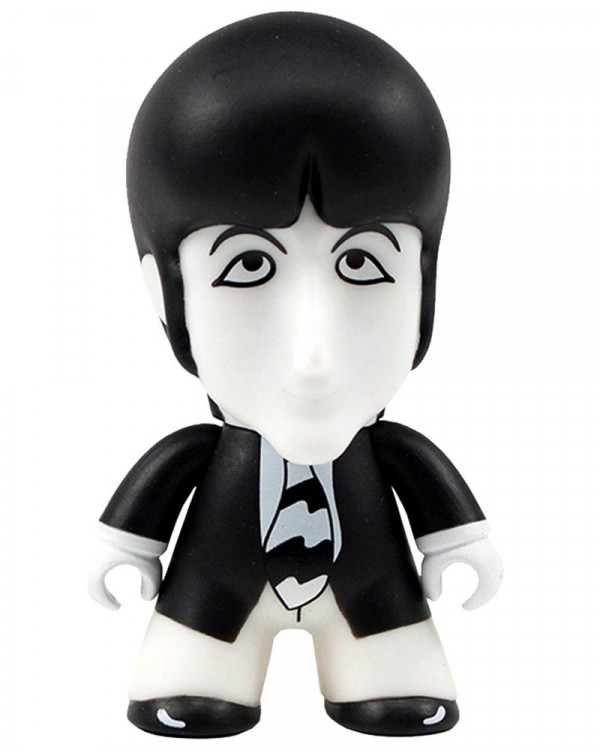 Beatles - Black & White Paul Titans Vinyl Toys
