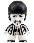 Beatles - Black & White Ringo Titans Vinyl Toys