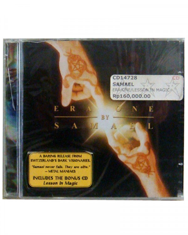 Samael - Era One / Lesson in Magic CD
