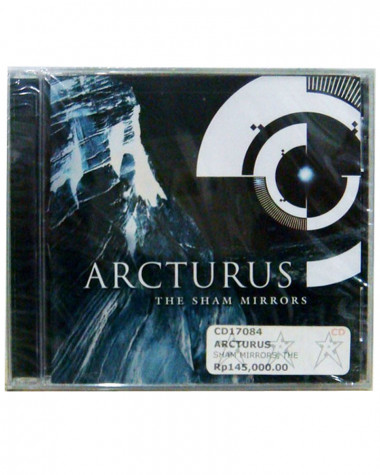 Arcturus - The Sham Mirrors CD