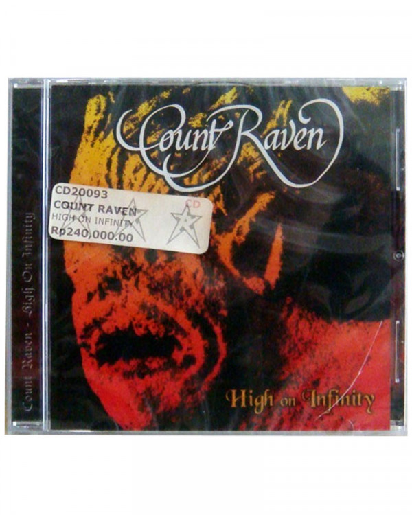 Count Raven - High On Infinity CD