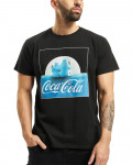 Coca Cola - Polarbears Black Men's T-Shirt