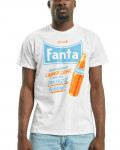 Fanta - Refreshing White Men's T-Shirt