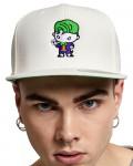 Joker - Comic Natural Snapback Baseball Cap