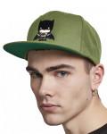 Batman - Comic Green Snapback Baseball Cap