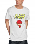 Flash - Comic White Men's T-Shirt