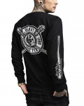 Famous Stars And Straps - Heavy Hitters Black Men's Sweatshirt