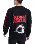 Famous Stars And Straps - Nuclear F*ck Black Men's Sweatshirt