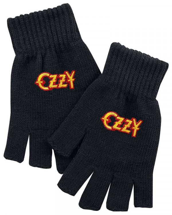 Ozzy Osbourne - Ozzy Fingerless Gloves