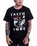 Faith No More - Dog Logo Black Men's T-Shirt