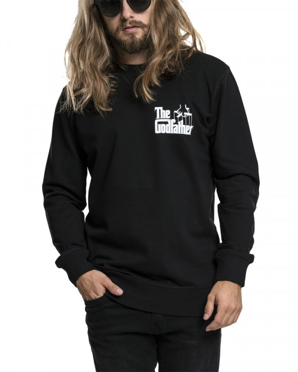 Godfather - Refuse Black Men's Sweatshirt