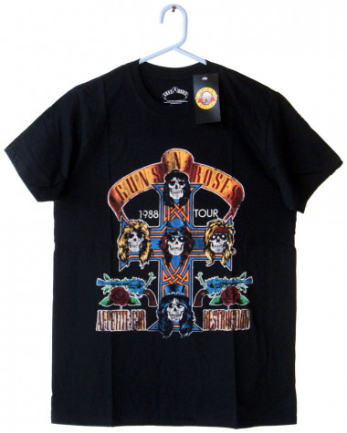 Guns N' Roses - Nj Summer Jam 1988 Men's T-Shirt