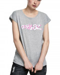 Gorillaz - Logo Grey Women's T-Shirt