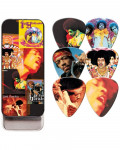 Jimi Hendrix - Frontline Albums Guitar Picks With Collector's Tin