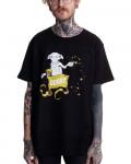 Harry Potter - Dobby Stars Black Men's T-Shirt