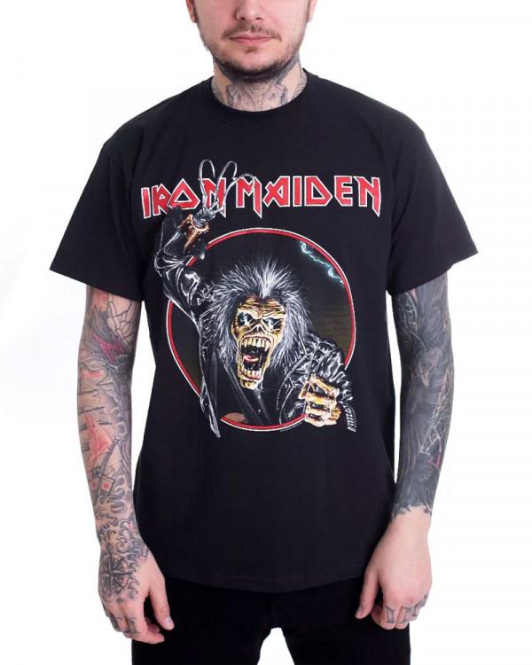 Iron Maiden - Eddie Hook Men's T-Shirt