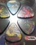 Iron Maiden - Killers Guitar Picks Pack