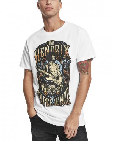 Jimi Hendrix - Experience White Men's T-Shirt