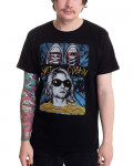 Kurt Cobain - Sneakers Black Men's T-Shirt