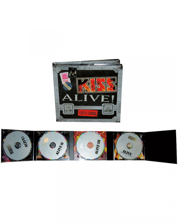 Kiss - Alive 1975-2000 Box Set