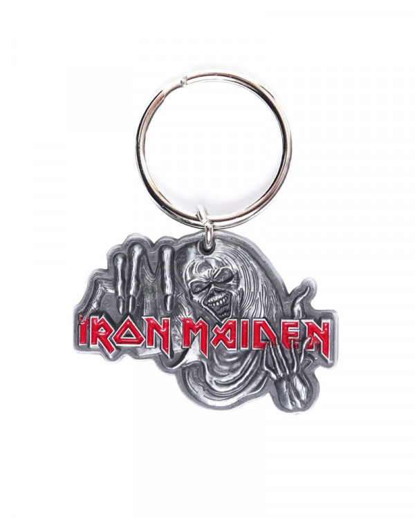 Iron Maiden - The Number Of The Beast Keychain