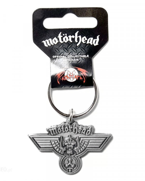 Motorhead - Hammered Keychain