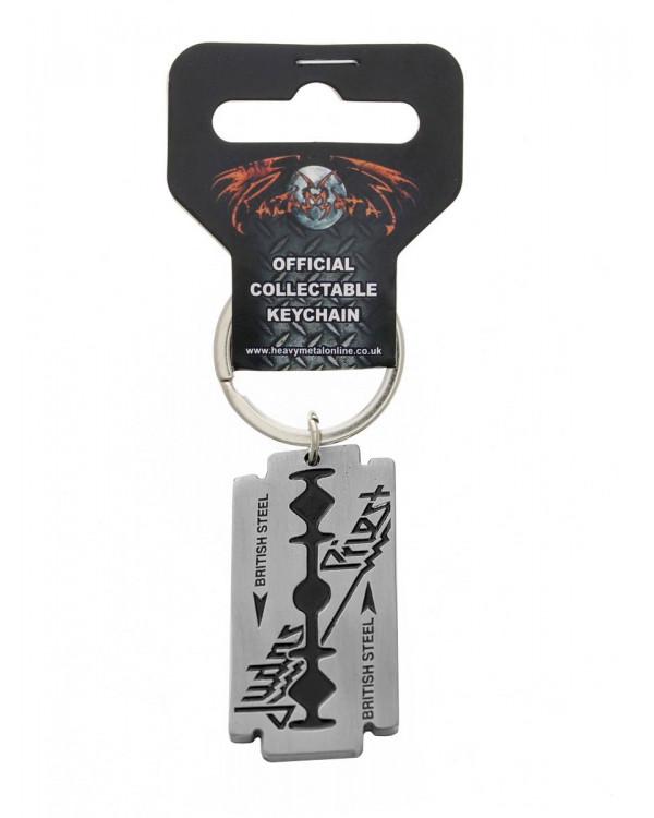 Judas Priest - British Steel Keychain