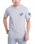 Linkin Park - Flag Grey Men's T-Shirt
