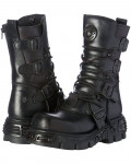 New Rock - Oxido Militar Itali Negro Nomada Negro Reactor Toberas Oxido