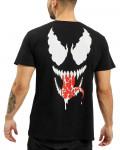 Venom (Marvel Comics) - Face Black Men's T-Shirt