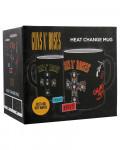 Guns N' Roses - Crosses Heat Changing Mug