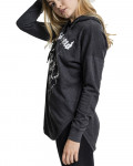 Motorhead - Everything Louder Oversized Grey Women's Pullover Hoodie