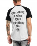 Motorhead - Everything Louder Raglan Men's T-Shirt
